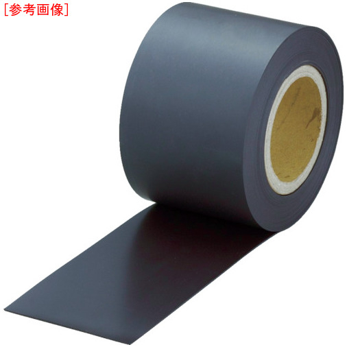 トラスコ中山 TRUSCO マグネットロール 糊なし t1.5mmX巾100mmX10m TMG1510010
