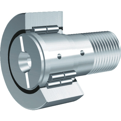 NTN NTN F ニードルベアリング(球面外輪)外径72mm幅30.5mm全長80mm NUKR72H