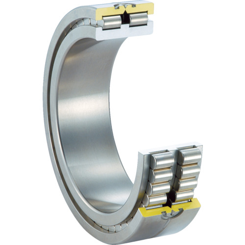 NTN NTN 円筒ころ軸受 SL形(シーブ用)内輪径65mm外輪径100mm幅46mm SL045013NR