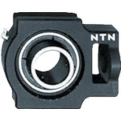 NTN NTN G ベアリングユニット(円筒穴形止めねじ式)内輪径85mm全長260mm全高198mm UCT217D1