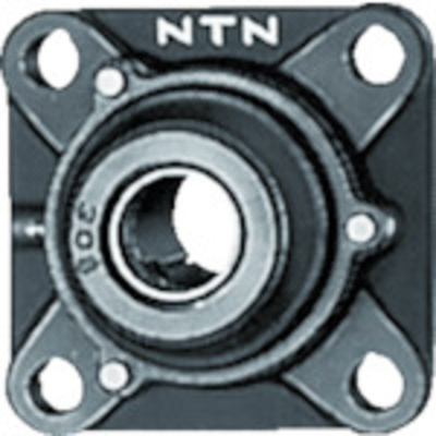 NTN NTN G ベアリングユニット(円筒穴形、止めねじ式)軸径100mm内輪径100mm全長310mm UCFS320D1