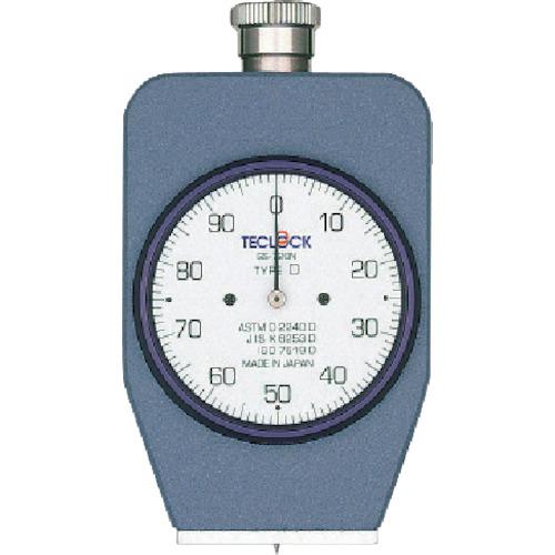 テクロック テクロック ゴム・プラスチック硬度計 GS720N