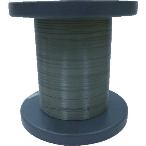 大阪コートロープ O.C.R SUSワイヤロープ0.22/0.30mm 7×7 50m巻コート付 NSB02203050M