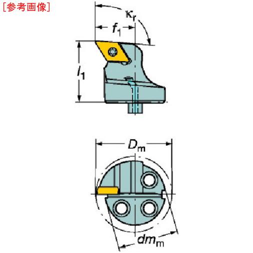 日本限定 サンドビック サンドビック コロターンSL コロターン107用カッティングヘッド 570SDUCR4011:爆安!家電のでん太郎-DIY・工具