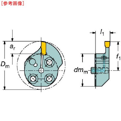 サンドビック サンドビック コロターンSL T-Max Q-カット用カッティングヘッド 57032R151.30820