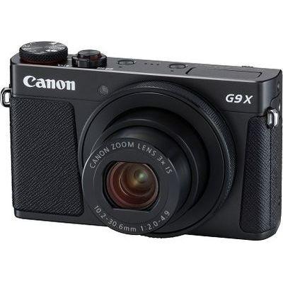 キヤノン コンパクトデジタルカメラ PowerShot (ブラック) PSG9XMARKII-BK【納期目安:3週間】