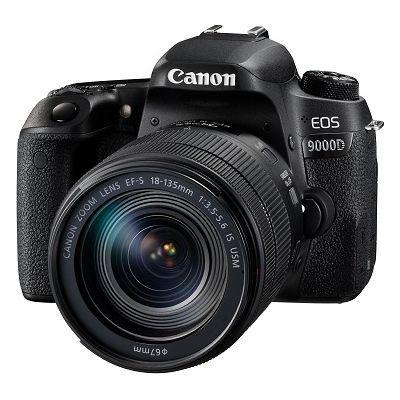 キヤノン EOS 9000D(W)・EF-S18-135 IS USM レンズキット EOS9000D-18135ISUSMLK