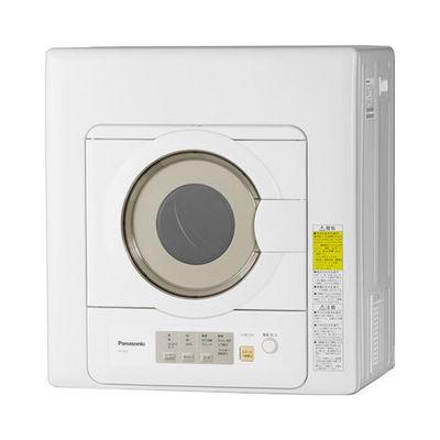 パナソニック 6.0kg 電気衣類乾燥機(ホワイト) NH-D603-W【納期目安:07/下旬入荷予定】
