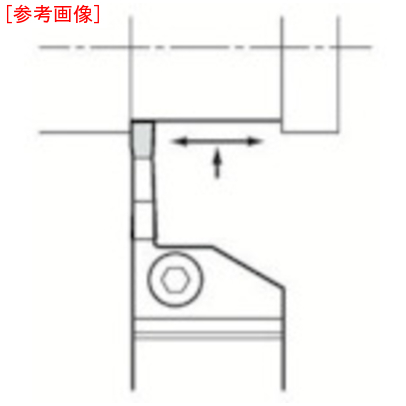 京セラ 京セラ 溝入れ用ホルダ  KGDL2020K-2T17 KGDL2020K-2T17