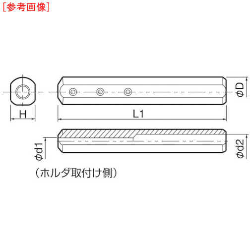 京セラ 京セラ 内径加工用ホルダ  SH0716-100 SH0716-100
