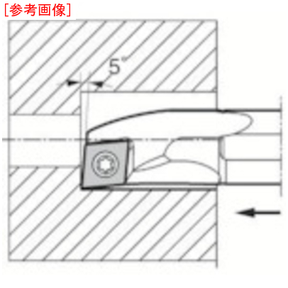 京セラ 京セラ 内径加工用ホルダ  S16Q-SCLCR09-18A S16QSCLCR0918A