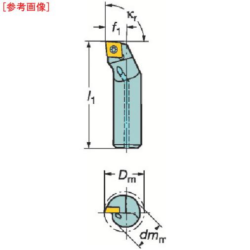 サンドビック サンドビック コロターン111 ポジチップ用ボーリングバイト A10KSCLPR06R
