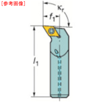 サンドビック サンドビック コロターン107 ポジチップ用ボーリングバイト A12MSDUCR07