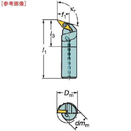 サンドビック サンドビック コロターン107 ポジチップ用ボーリングバイト A16RSVQCL11ER
