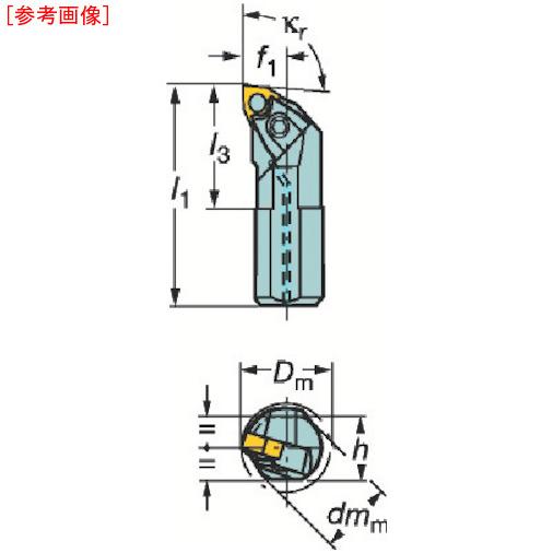 サンドビック サンドビック T-Max P ネガチップ用ボーリングバイト A25TMWLNL08