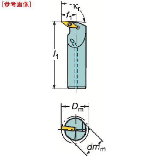 サンドビック サンドビック コロターン107 ポジチップ用ボーリングバイト A25TSVUBR11DB1