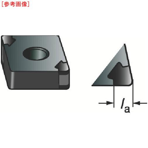 サンドビック 【5個セット】サンドビック T-Max 旋削用CBNチップ 7025 CNGA120408S0-4