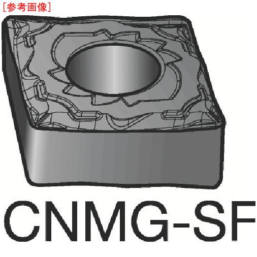 サンドビック 【10個セット】サンドビック T-Max P 旋削用ネガ・チップ 1105 CNMG120404SF-1