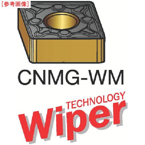 サンドビック 【10個セット】サンドビック T-Max P 旋削用ネガ・チップ 4235 CNMG120408WM71