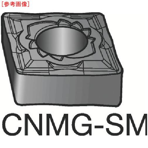 サンドビック 【10個セット】サンドビック T-Max P 旋削用ネガ・チップ CNMG120412SM12