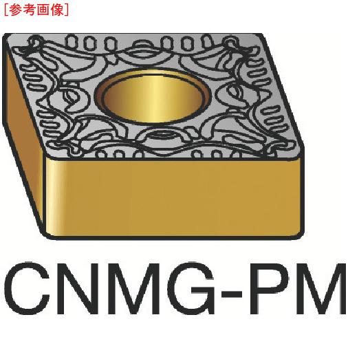 サンドビック 【10個セット】サンドビック T-Max P 旋削用ネガ・チップ 4235 CNMG120416PM-2
