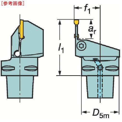 サンドビック サンドビック コロマントキャプト コロカット1・2用カッティングユニット C4LF123D0827050