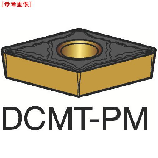 サンドビック 【10個セット】サンドビック コロターン107 旋削用ポジ・チップ 4235 DCMT11T304PM-3
