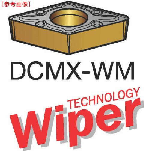 サンドビック 【10個セット】サンドビック コロターン107 旋削用ポジ・チップ 3210 DCMX11T308WM-2