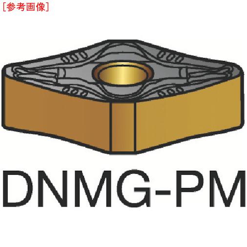 サンドビック 【10個セット】サンドビック T-Max P 旋削用ネガ・チップ 4235 DNMG150412PM-3