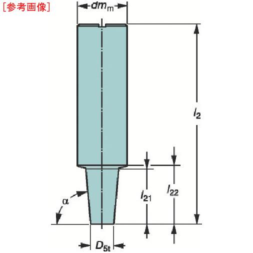 サンドビック サンドビック コロミルEH円筒シャンクホルダ E10A16CS160