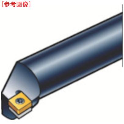 サンドビック サンドビック コロターン107 ポジチップ用超硬ボーリングバイト E10MSCLCR06R