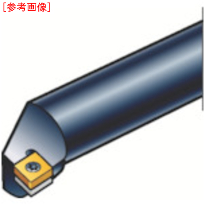 サンドビック サンドビック コロターン107 ポジチップ用超硬ボーリングバイト E25TSCLCL09R