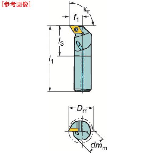 サンドビック サンドビック コロターン111 ポジチップ用ボーリングバイト F12QSDUPR07ER