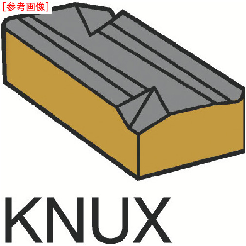 サンドビック 【10個セット】サンドビック T-Max 旋削用ネガ・チップ S1P KNUX160405L1-3