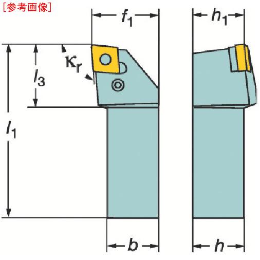 サンドビック サンドビック T-Max P ネガチップ用シャンクバイト PCLNR2525M12-2