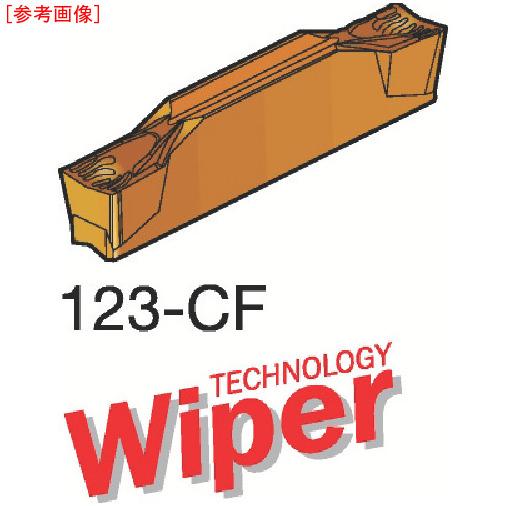 サンドビック 【10個セット】サンドビック コロカット2 突切り・溝入れチップ 2135 R123F202500501C