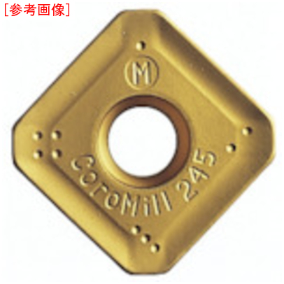 サンドビック 【10個セット】サンドビック コロミル245用チップ 4240 R24512T3MPM-4