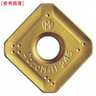 サンドビック 【10個セット】サンドビック コロミル245用チップ 1025 R24518T6MPM-2