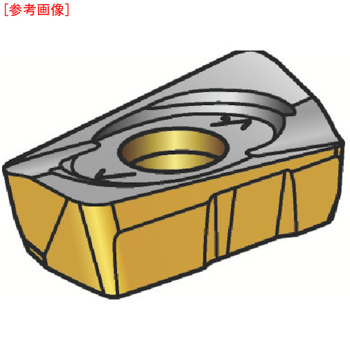 サンドビック 【10個セット】サンドビック コロミル390用チップ 4240 R390180608HP-6