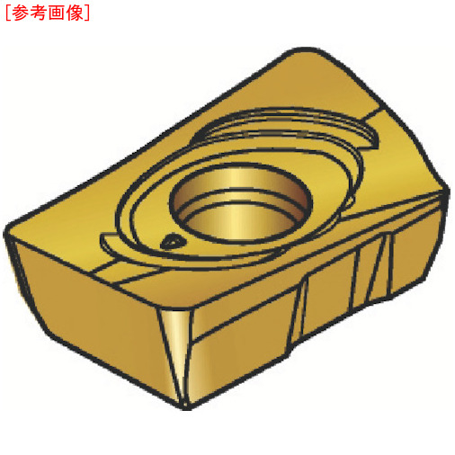 サンドビック 【10個セット】サンドビック コロミル390用チップ 1020 R390180616HKTW