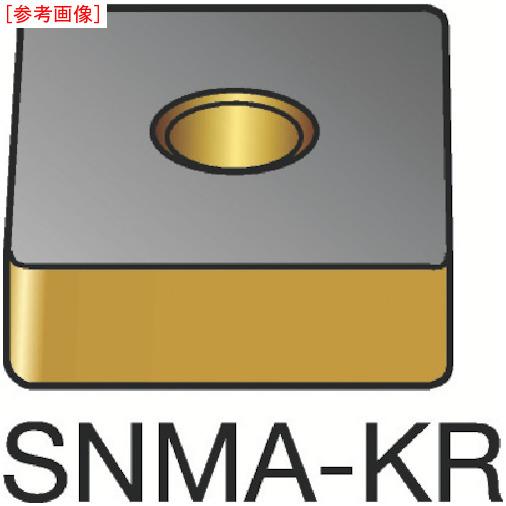 サンドビック 【10個セット】サンドビック T-Max P 旋削用ネガ・チップ 3205 SNMA120408KR-1
