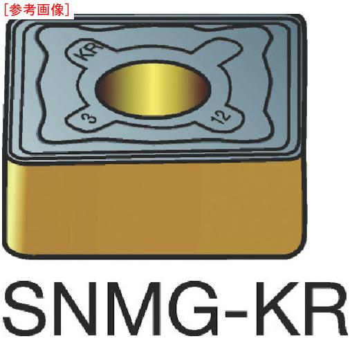 サンドビック 【10個セット】サンドビック T-Max P 旋削用ネガ・チップ 3210 SNMG120408KR-2