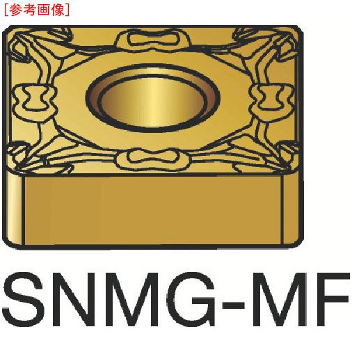 サンドビック 【10個セット】サンドビック T-Max P 旋削用ネガ・チップ 4235 SNMG120408MF-5
