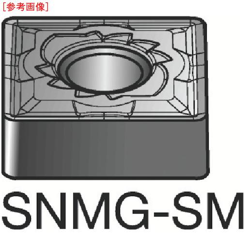 サンドビック 【10個セット】サンドビック T-Max P 旋削用ネガ・チップ SNMG150616SM11