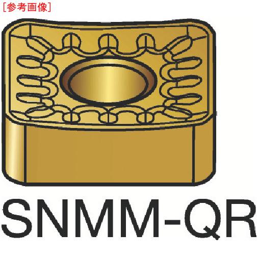 サンドビック 【10個セット】サンドビック T-Max P 旋削用ネガ・チップ 4235 SNMM120412QR-2
