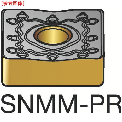 サンドビック 【10個セット】サンドビック T-Max P 旋削用ネガ・チップ 4235 SNMM190624PR-3