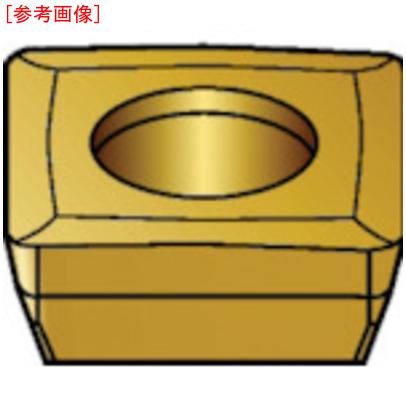 サンドビック 【10個セット】サンドビック U-Max面取りエンドミル用チップ 4030 SPMT120408WH-2