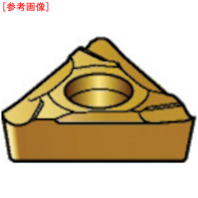 サンドビック 【10個セット】サンドビック コロターン107 旋削用ポジ・チップ 1515 TCGX090204RWK