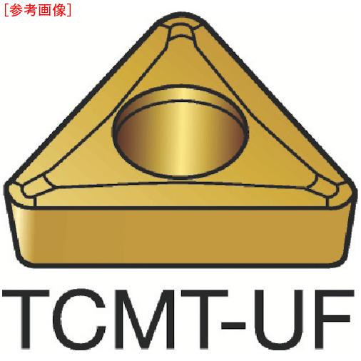 サンドビック 【10個セット】サンドビック コロターン107 旋削用ポジ・チップ 5015 TCMT110204UF-6
