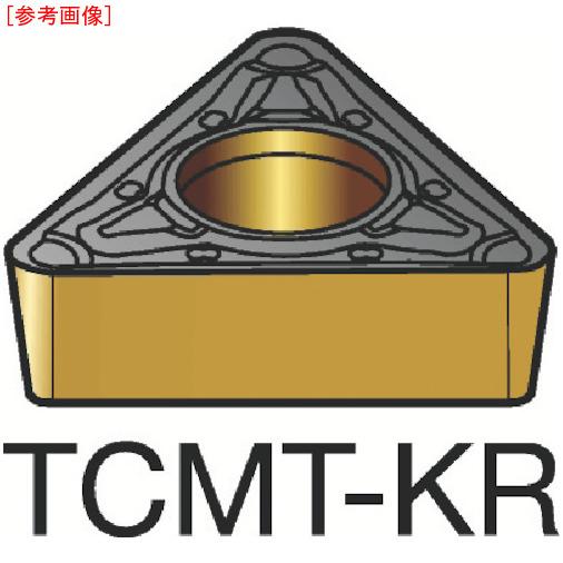 サンドビック 【10個セット】サンドビック コロターン107 旋削用ポジ・チップ 3210 TCMT16T308KR-2